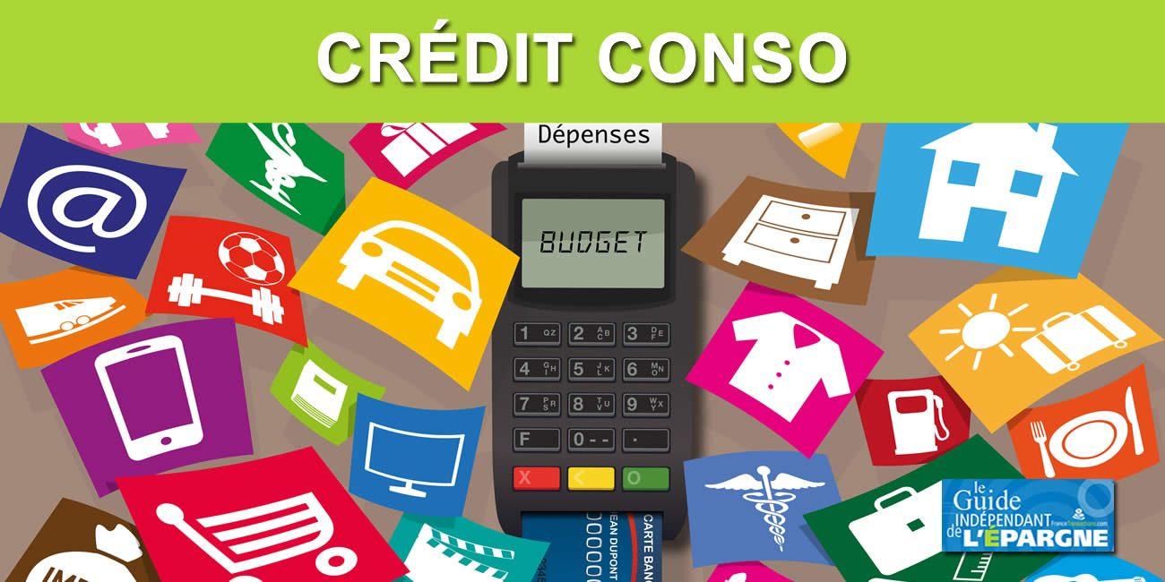 Comparatif crédit conso - prêt personnel