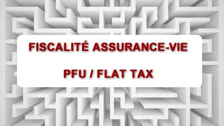 pfu flat tax les petits contrats d 39 assurance vie tout autant concern s que les gros. Black Bedroom Furniture Sets. Home Design Ideas