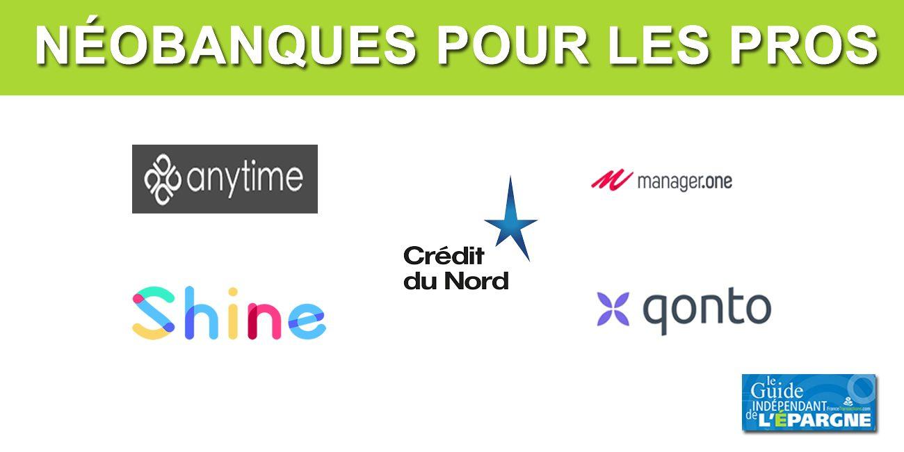 Qonto, Shine, Manager One, Anytime Pro, N26 Business, et maintenant Prismea, la nouvelle néobanque pour les pros