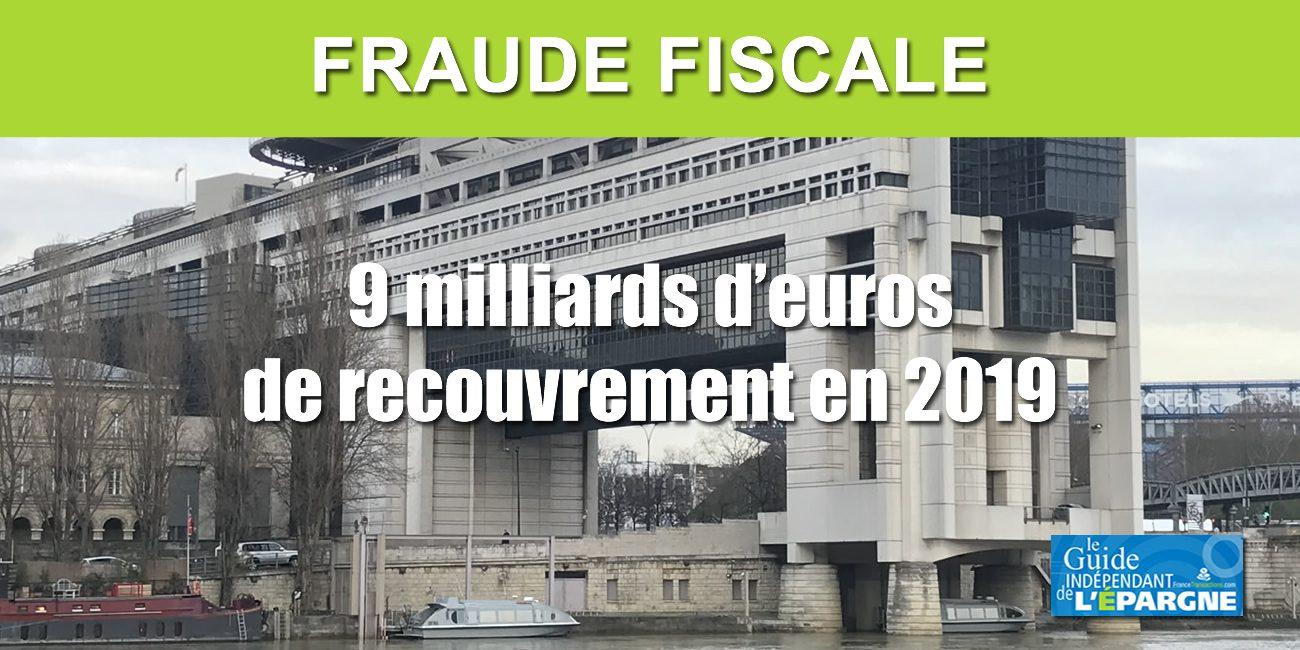 Fraude fiscale : le recouvrement sur les successions a grimpé de +75% en 2019