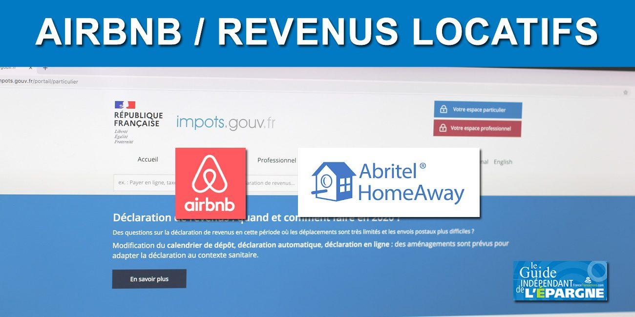 Impot 2020 Airbnb Abritel Comment Declarer Ses Revenus Locatifs Impots