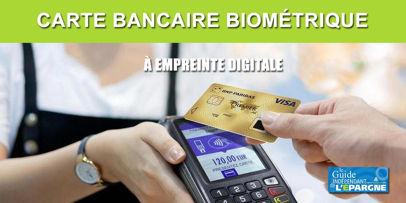 Calendrier Carte Debit Differe Bnp 2021 BNP Paribas va proposer sa carte bancaire à empreinte digitale à