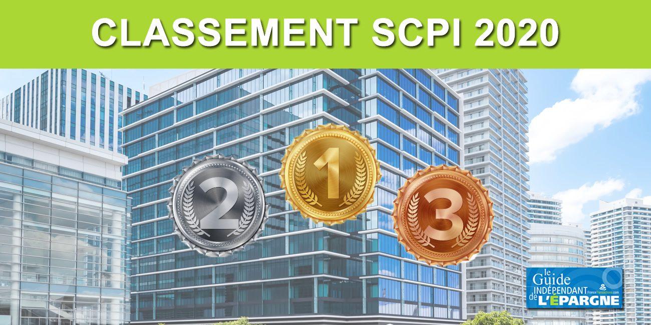 SCPI PF Grand Paris : plébiscitée par les CGP, élue Meilleure SCPI 2020