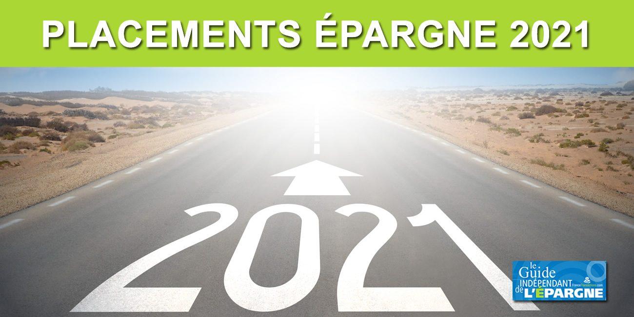 Quels placements choisir en 2021 ?