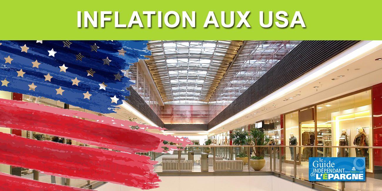 Inflation aux USA : plus forte hausse (+4.2%) depuis 13 ans