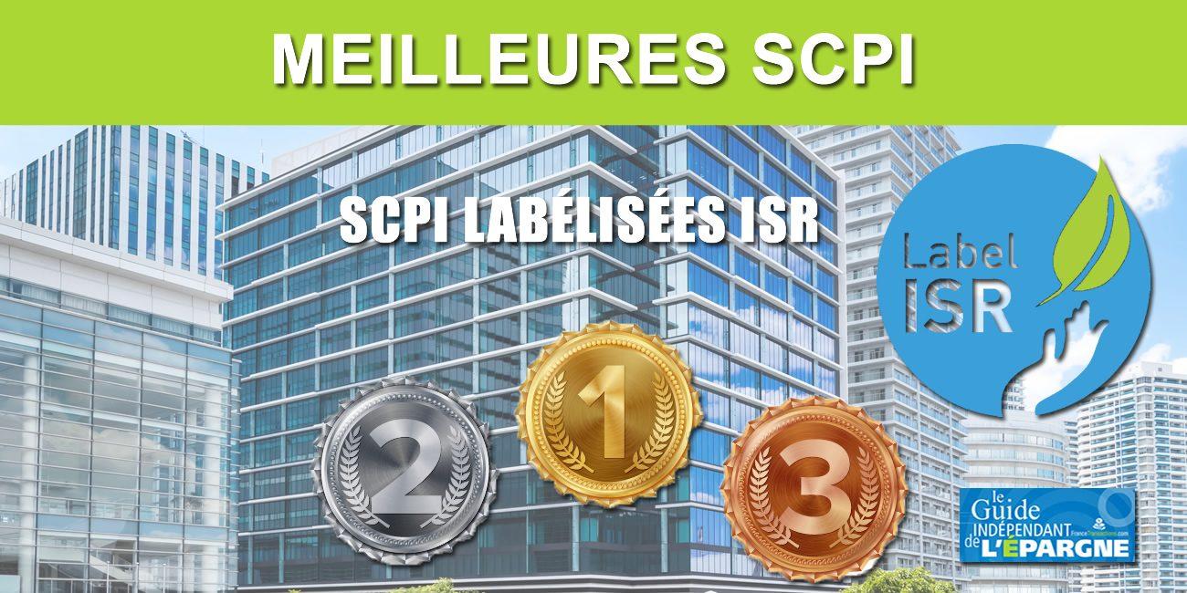 SCPI : les meilleures SCPI labelisées ISR