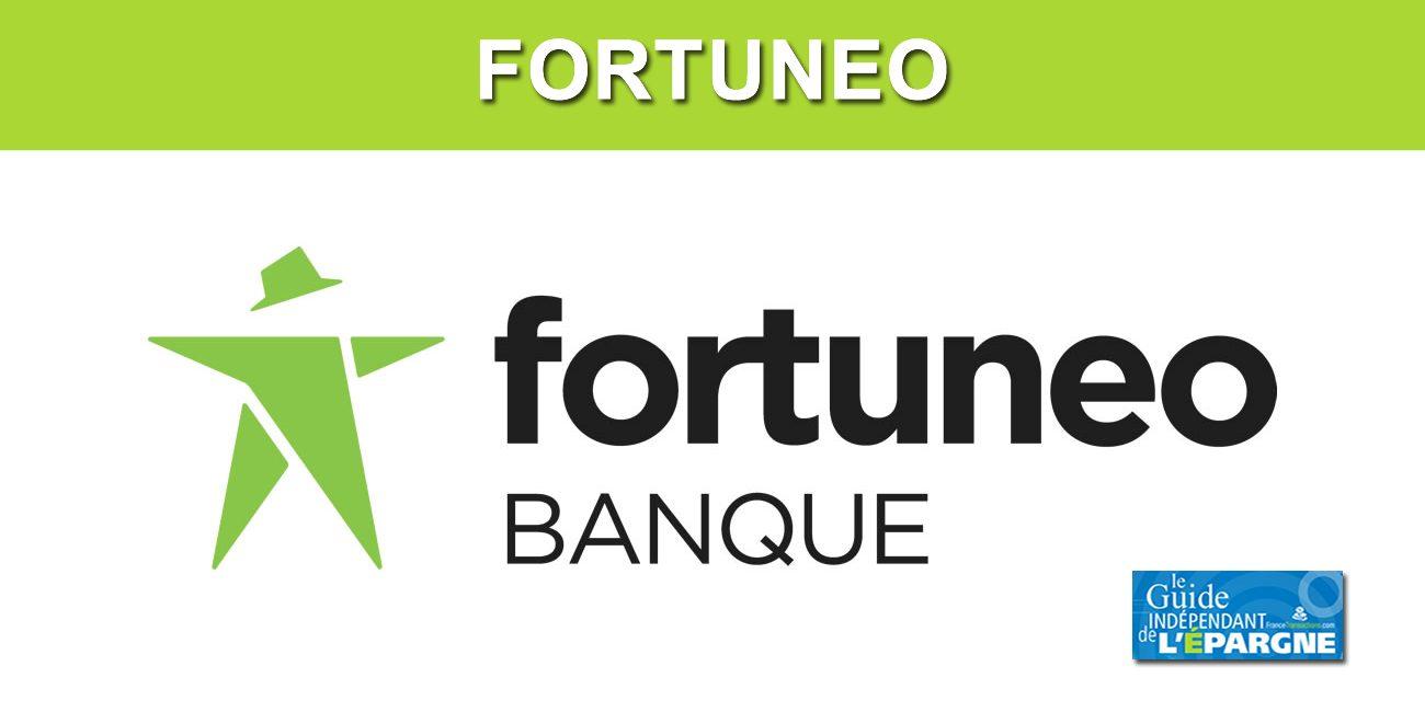 👍 Frais bancaires : les clients FORTUNEO ont payé en moyenne 7.76€ en 2020