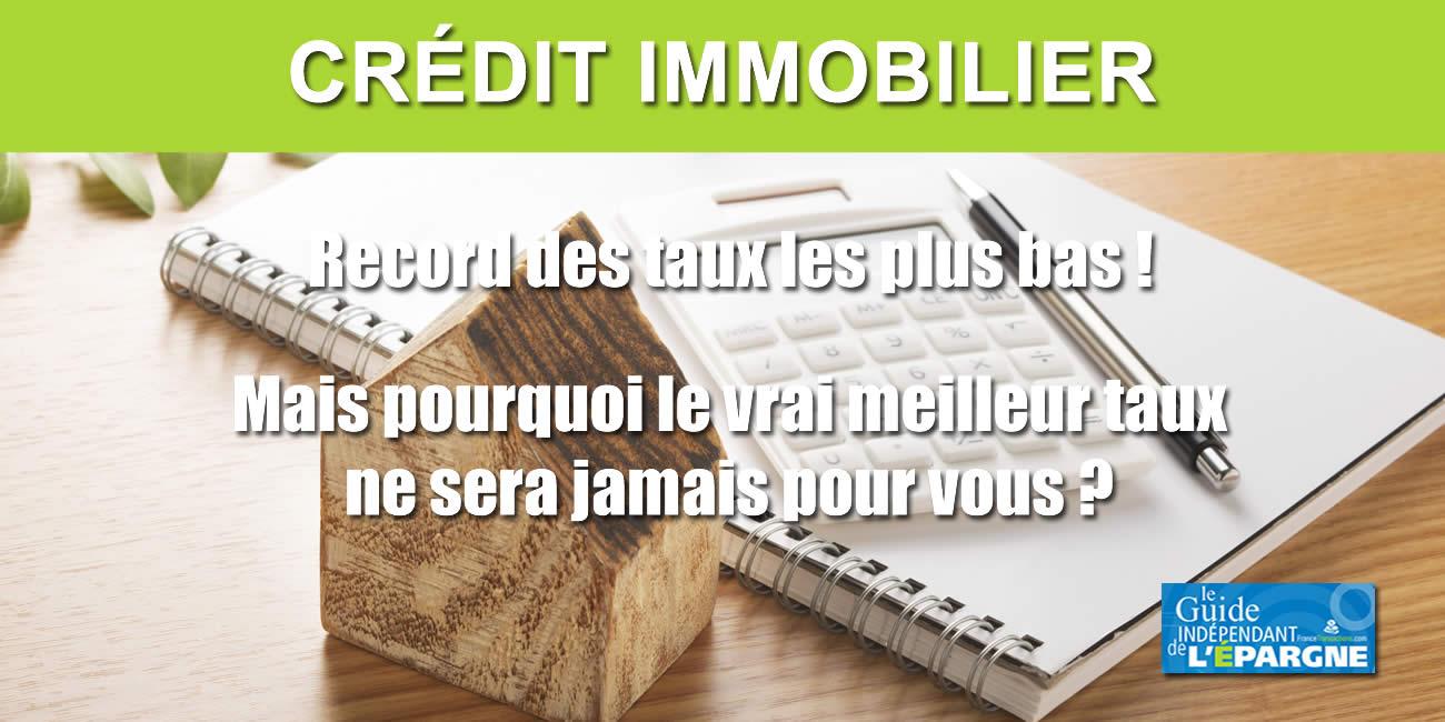 Crédit immobilier au meilleur taux : petites astuces pour mettre tous les atouts de votre côté