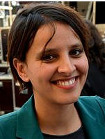 La ministre des Droits des femmes, Najat Vallaud-Belkacem