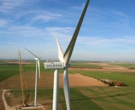 VALOREM développe un projet de parc éolien en Seine-Maritime