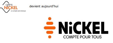 Compte Nickel devient Nickel