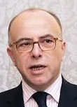 le ministre du Budget Bernard Cazeneuve