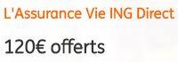 offre Banque ING DIRECT VIE