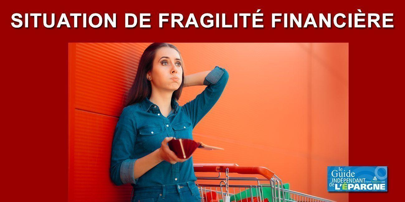 Fragilité financière : les règles changent au 1er novembre, offres spécifiques des banques