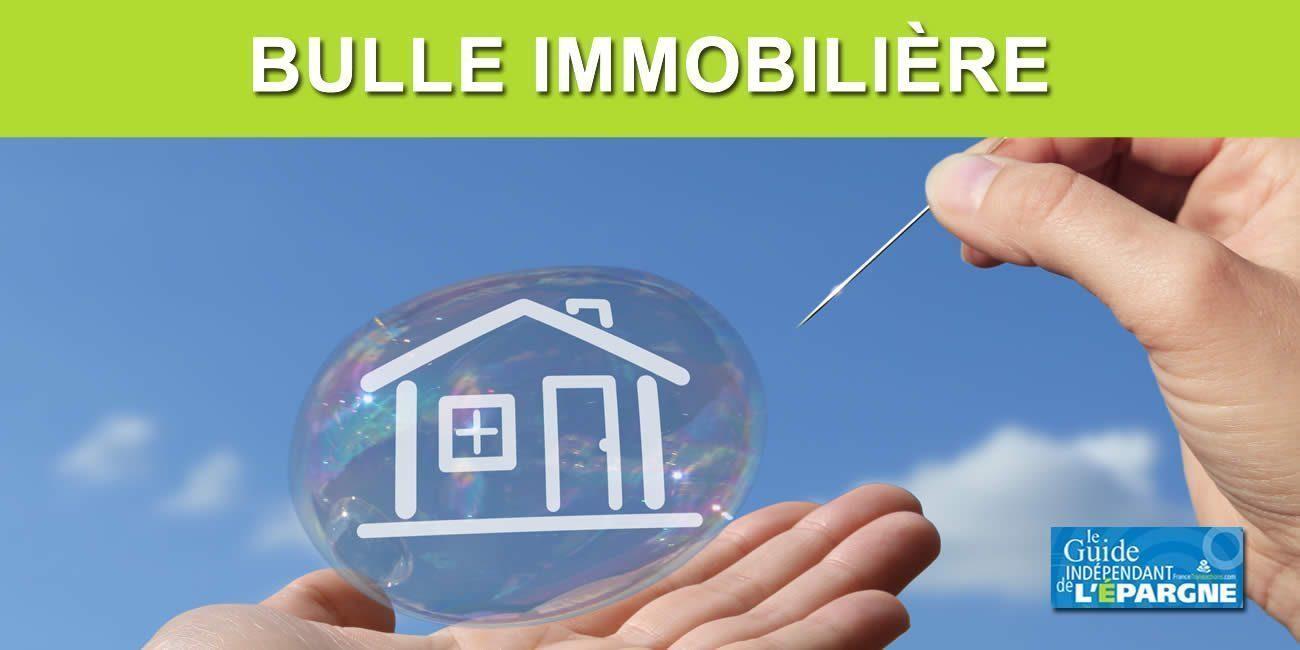 Explosion de bulles immobilières : Chine, Suède, Danemark, Pays-Bas, Canada, USA ... Et la France ?