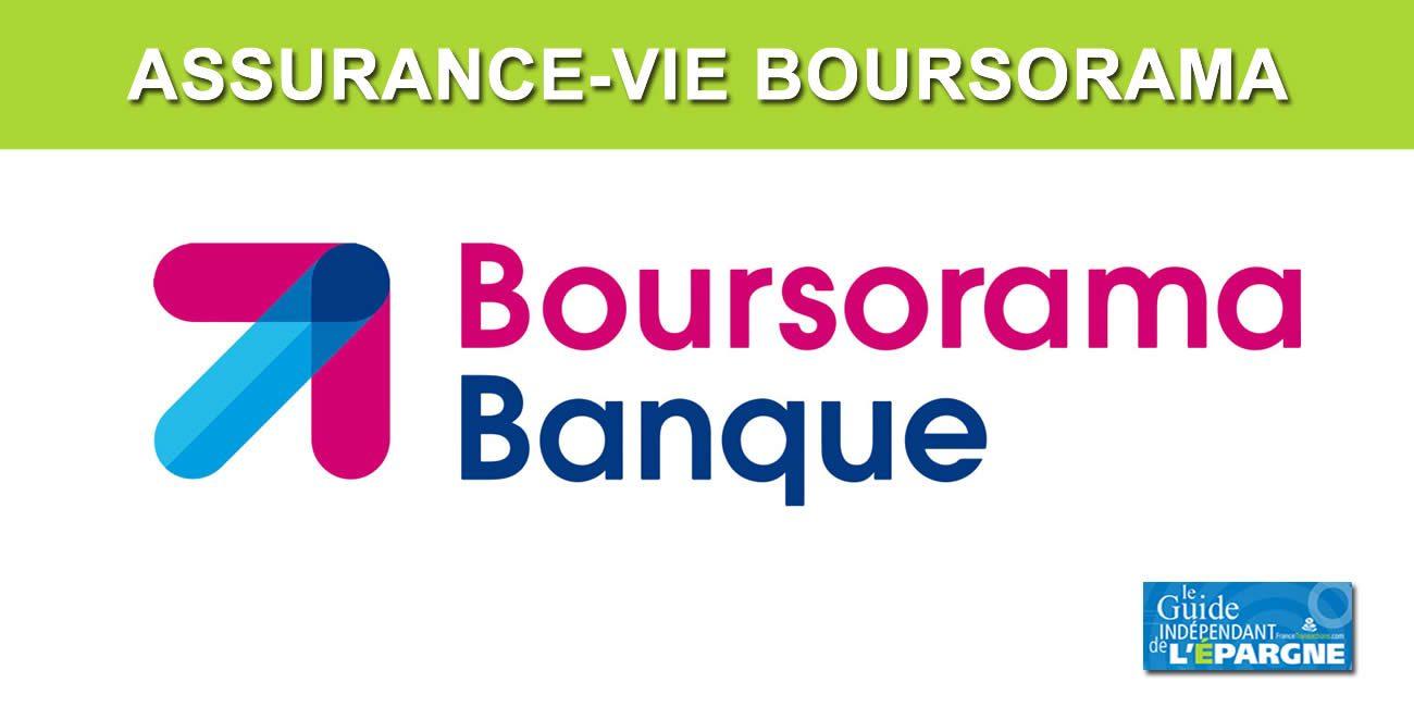 Le contrat d'assurance-vie Boursorama Vie complète son offre financière avec des SCPI, fonds eurocroissance, titres vifs et fonds structurés