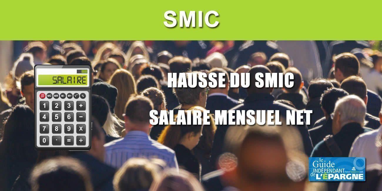 Hausse du SMIC au 1er octobre 2021 : pas de coup de pouce, mais une probable hausse liée à l'inflation