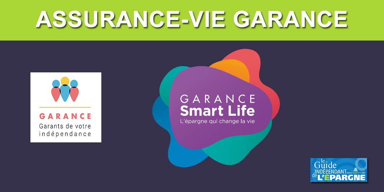 GARANCE Smart Life : l'assurance-vie orientée projets et bien plus encore