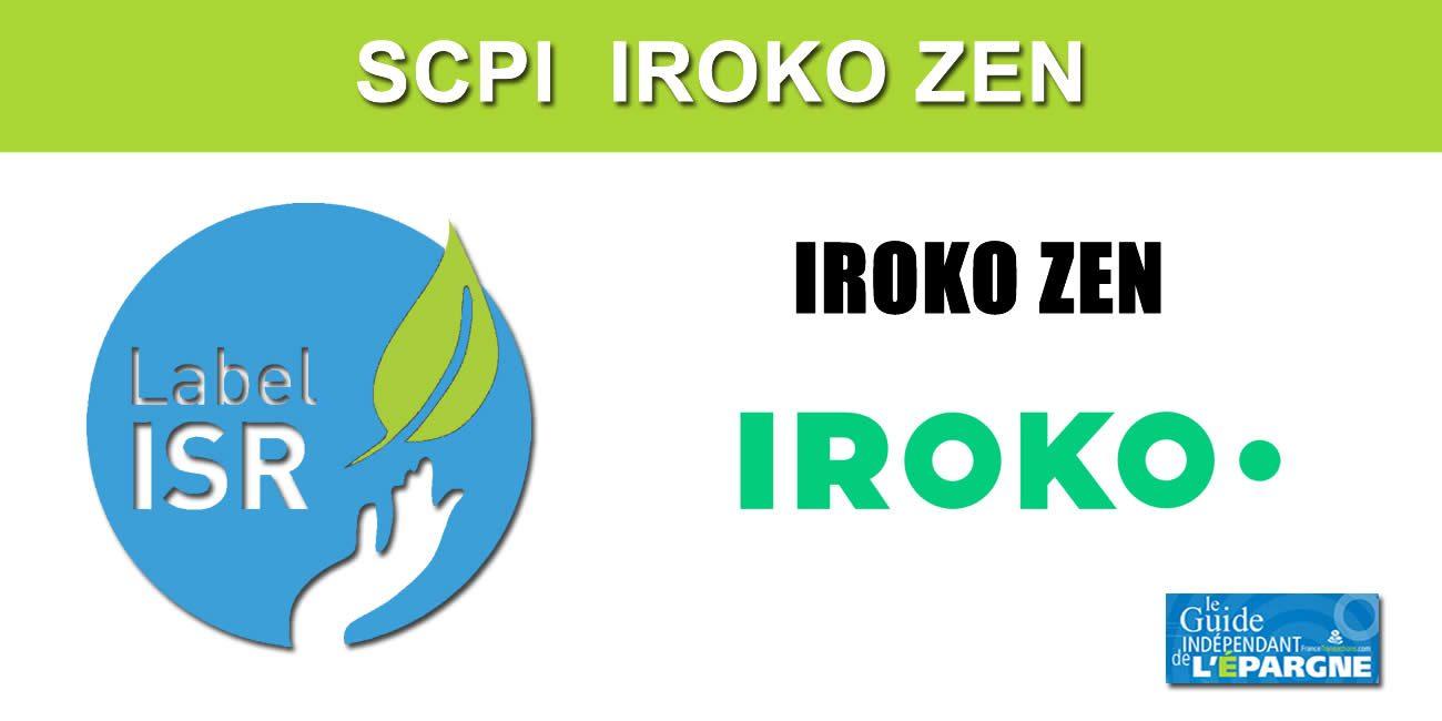 La SCPI Iroko ZEN achète 8 agences louées à l'assureur MAAF