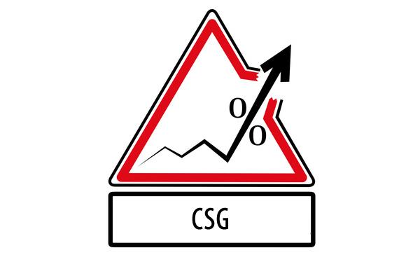 Csg Taux Et Baremes Csg Deductible Contribution Sociale Generalisee