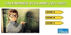 Calendrier scolaire 2021-2022 : rentrée des élèves