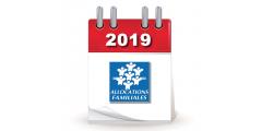 Calendrier Des Paiement Caf 2019.6 Mai 2019 Date De Mise En Paiement Des Prestations 2019