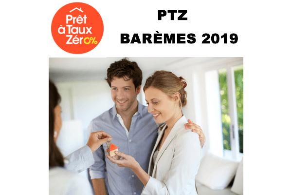 Pret A Taux Zero 2019 Ptz Baremes Conditions Taux Credit