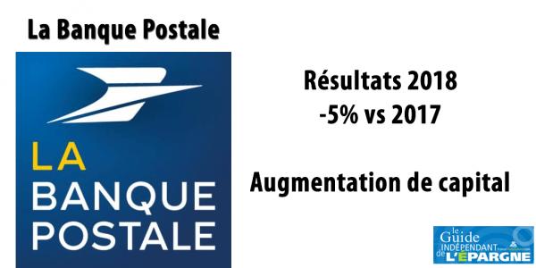 La Banque Postale Apres Des Resultats 2018 En Demi Teinte 5 Vs