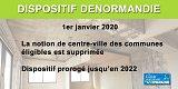 Dispositif Denormandie : davantage accessible dès le 1er janvier 2020 et prorogé jusqu