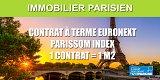 Immobilier Parisien : baisse des prix, comment s